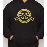 Black Guns Matter Hooded Sweatshirt