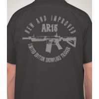 New and Improved AR15  Mechanic Shirt