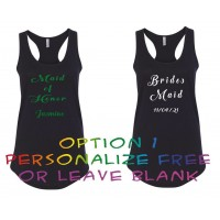 Wedding Party Tank / Tee / Hoodie