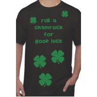 Good Luck Shamrock T-Shirt