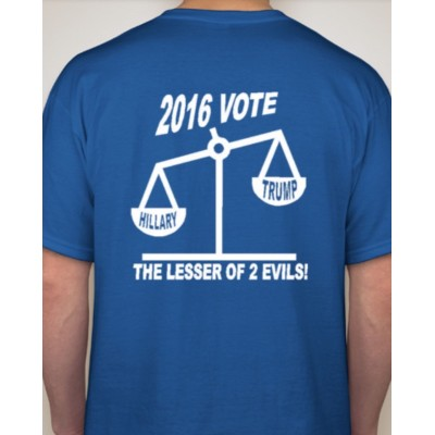 """""""Vote Your Conscience"""" T-Shirt"""
