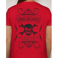 Women Mechanic T-Shirt